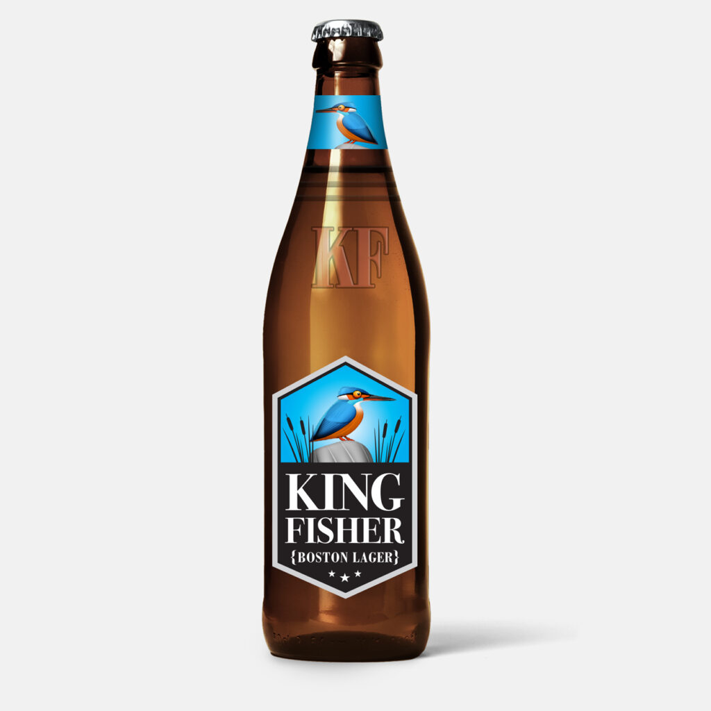 king fisher bottle