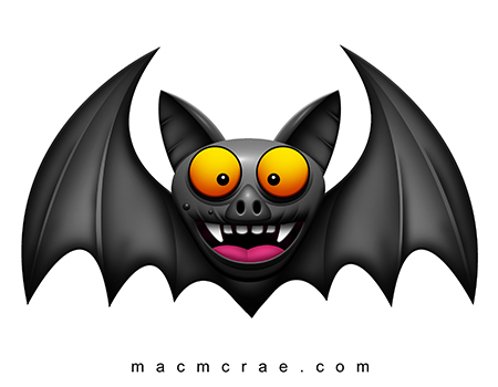 Vampire Bat Cartoon Horseshoe Bat Covid-19