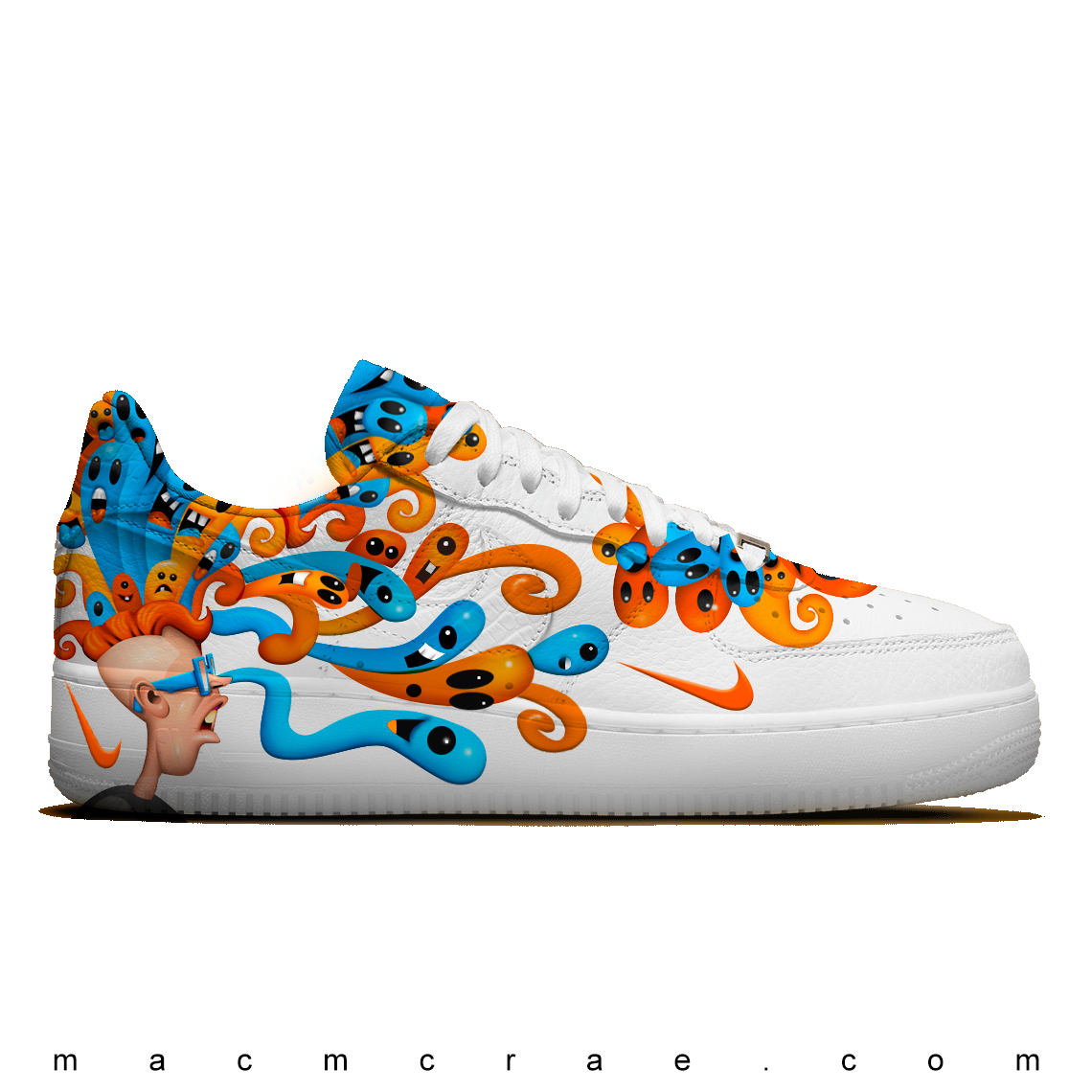Airforce One Chaos